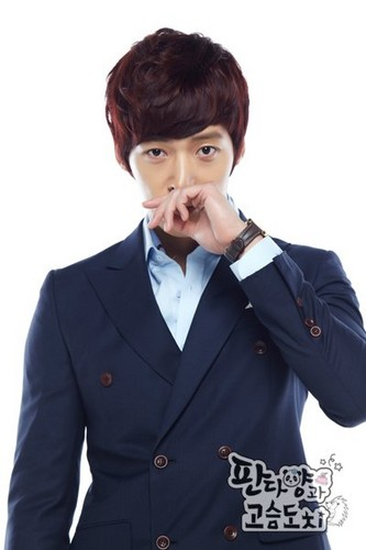 Choi Jin Hyuk wallpaper possibly containing a business suit, a suit, and a well dressed person entitled Choi Jin Hyuk