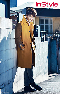 "Choi Jin Hyuk For ""InStyle"""
