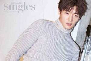 Choi Jin Hyuk - Singles Magazine February Issue '14