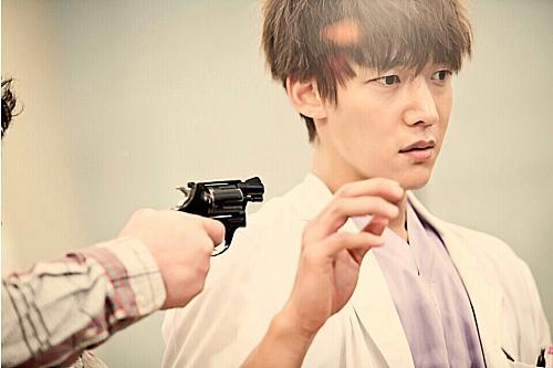 Choi Jin Hyuk achtergrond titled Choi Jin Hyuk