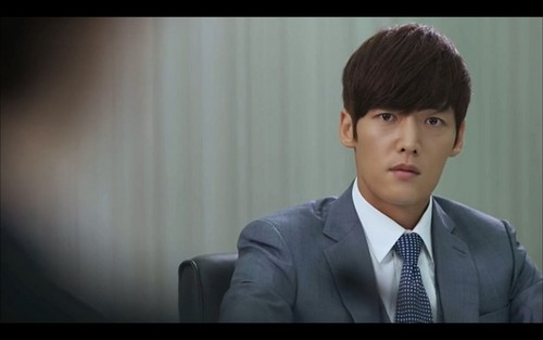 Choi Jin Hyuk achtergrond with a business suit entitled Choi Jin Hyuk