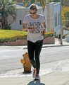 Claire out in Hollywood Hills - January 19th - claire-holt photo