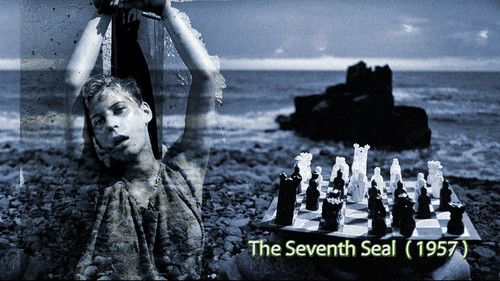 Classic Movies wallpaper called The Seventh Seal 1957