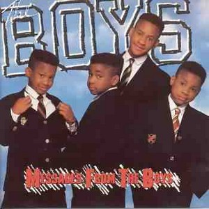"1988 Motown Debut Release, ""Message From The Boys"""