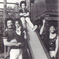 Smokey Robinson With First Wife, Claudette And Two Children