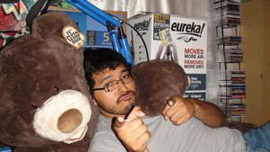me and my sisters big bear alfredo