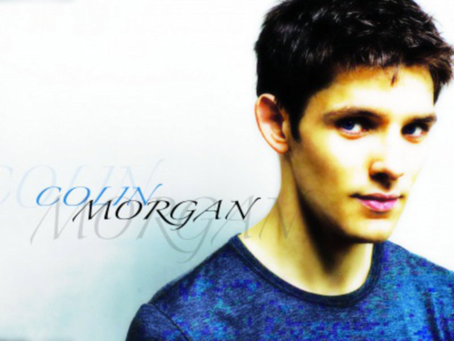 Colin morgan Hintergrund containing a portrait entitled Colin morgan ღ