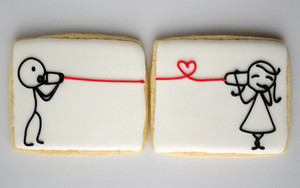l'amour cookie