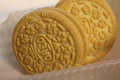 oreo vanilla cookie------