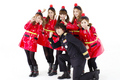 Crayon Pop during Firefighters Project  - crayon-pop photo