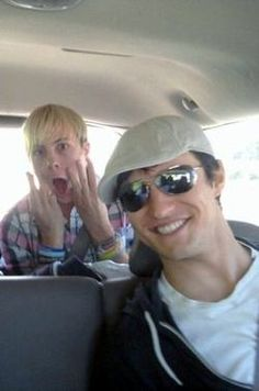 Riker and Curt