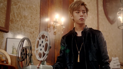 Daehyun দেওয়ালপত্র possibly with a well dressed person entitled Daehyun - 1004(Angel) M/V