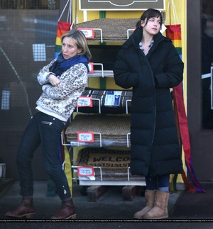 Fifty Shades of Grey - On Set - January 22nd