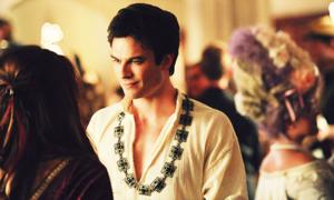 The Vampire Diaries 5x05 'Monster's Ball' Delena