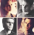 4x15 vs 5x13 - damon-and-elena photo