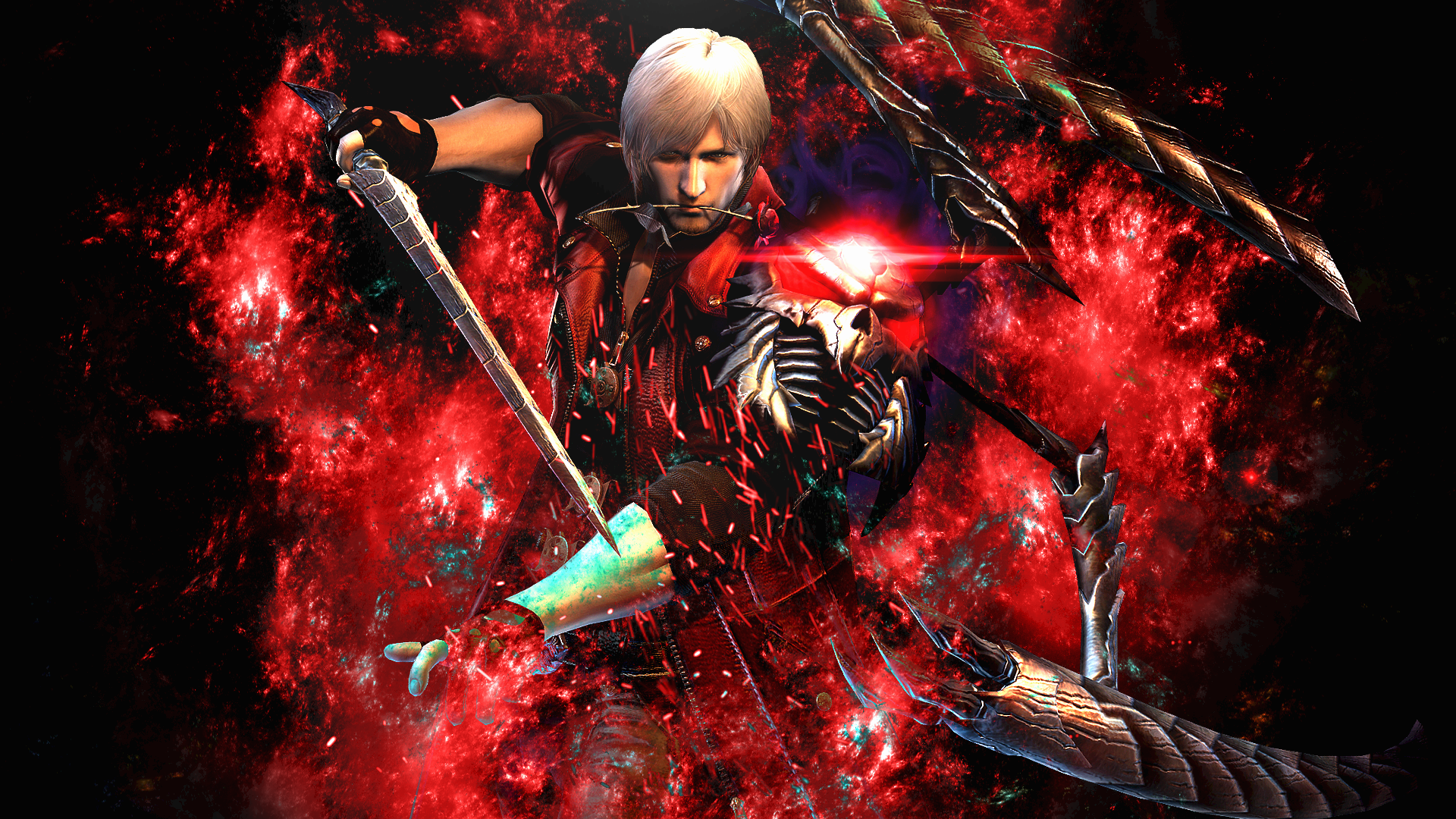 download hd wallpapers of devil may cry