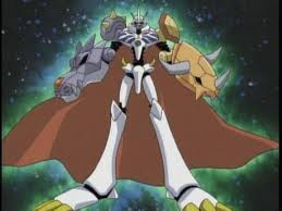 Omnimon is awesome