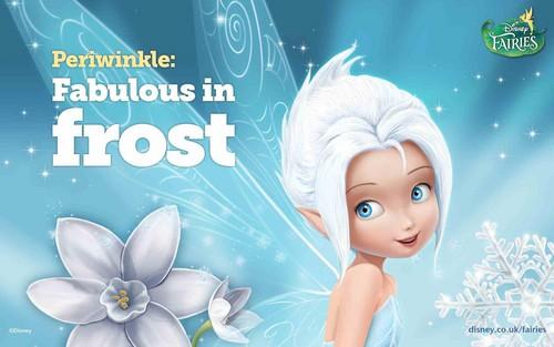 Disney Elfen Filme Hintergrund titled Periwinkle Hintergrund