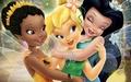 Disney Elfen Hintergrund