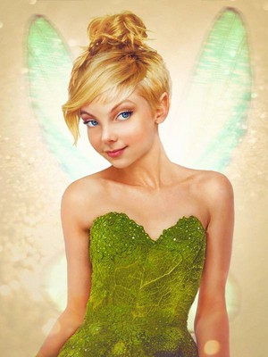 Real tinkerbell