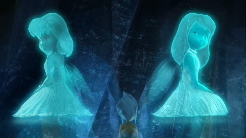 Tinker glocke and Periwinkle birth
