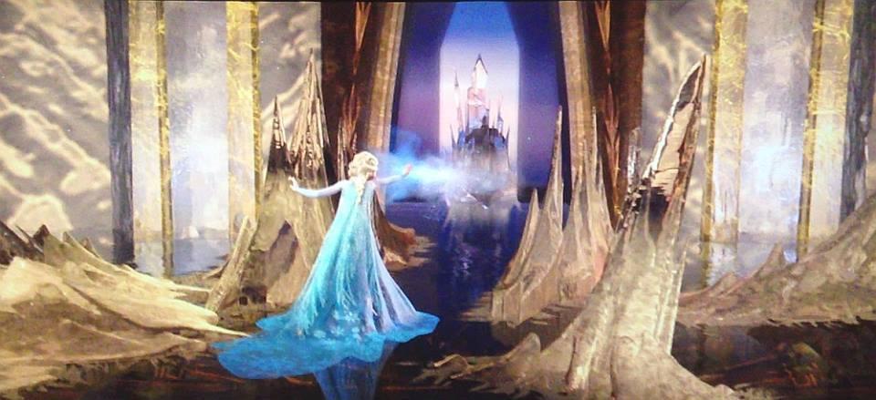 Elsa Vs The Guards