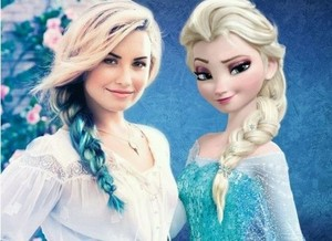 Frozen......