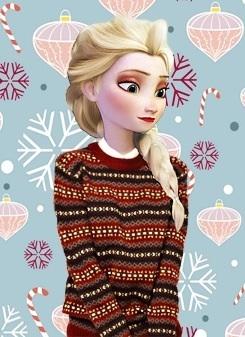 Frozen........