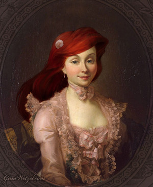Ariel portrait द्वारा tanuki-chan