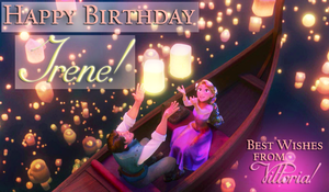 Happy 'Fantastic Fourteenth' Birthday Irene!