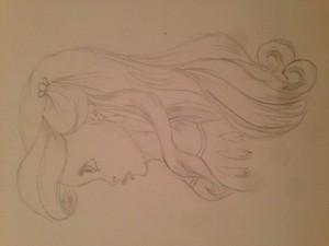 I drew Ariel