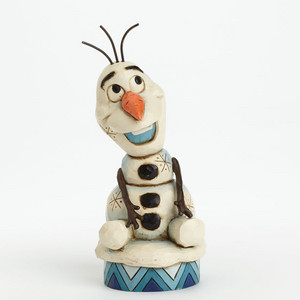 Disney Traditions: Olaf by Jim Shore