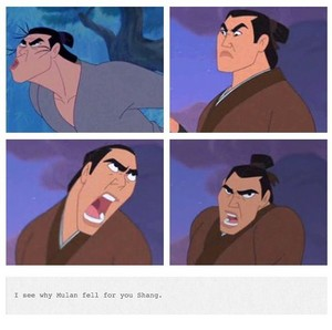 The Many Faces of Shang