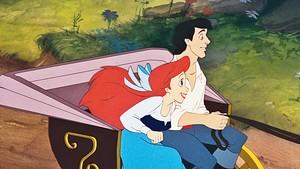 ディズニー Princess Screencaps - Princess Ariel & Prince Eric