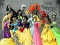 i love princesses - disney-princess photo