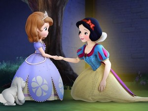 Snow White in Sofia the First