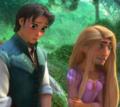 Flynn and Rapunzel Face Swap - disney-princess photo