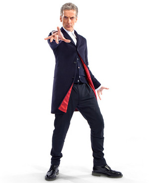 Doctor Who New Costume