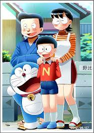 doremon family