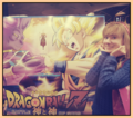 Me, excited to see * Battle Of Gods * at cinema! *w* - dragon-ball-z fan art