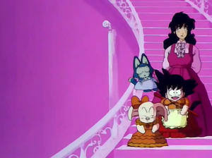 Dragon Ball Ending Screenshots