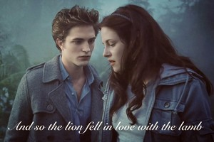 And so the lion fell in cinta with the domba
