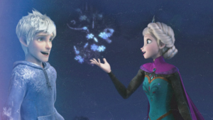 Let it Go (Jack/Elsa)