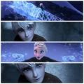 Jack admiring Elsa