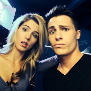 Emily and Colton 防弹少年团
