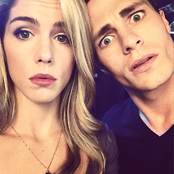 Emily and Colton Bangtan Boys