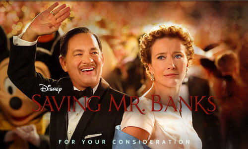 Emma Thompson wallpaper possibly containing a portrait titled saving mr banks
