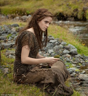 emma in the upcoming film NOAH