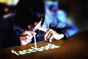 Facebook is my drug