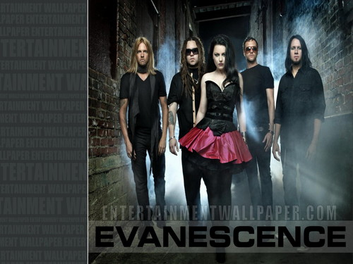 Evanescence wallpaper with a bridesmaid and a dinner dress entitled Evanescence